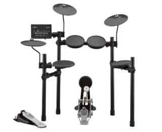 Batterie électronique Yamaha DTX482K E-Drum Set